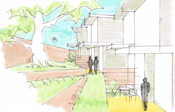 Villa Fontana-Conceptual-perspectiva 1