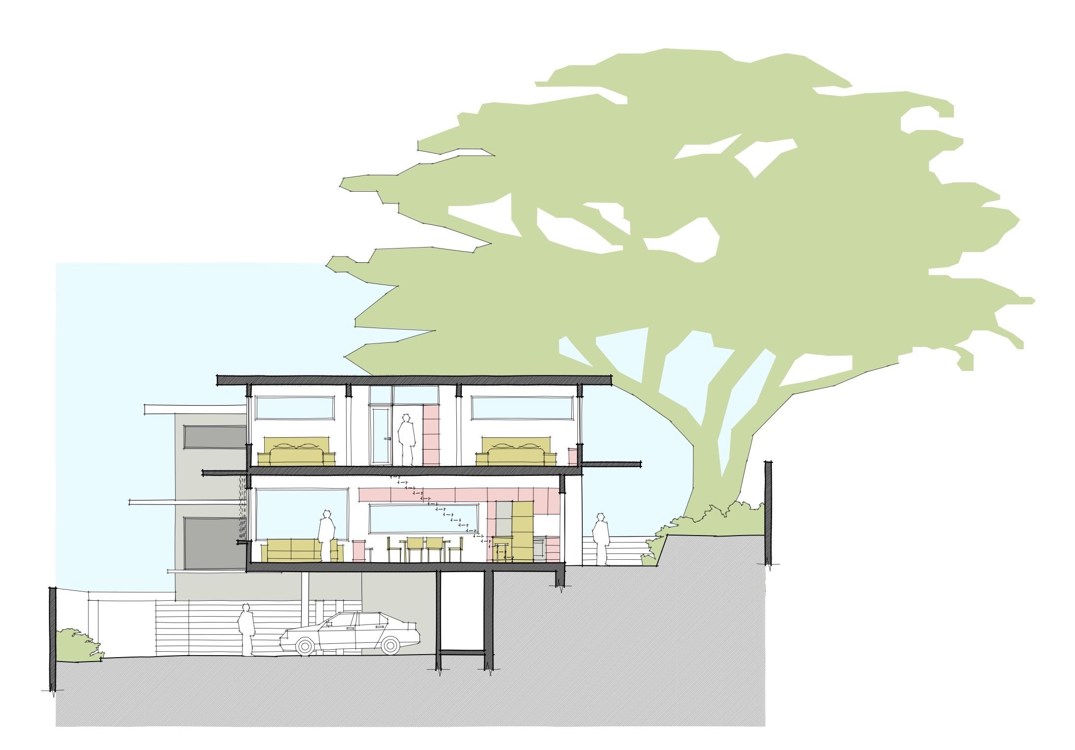 Villa Fontana-seccion